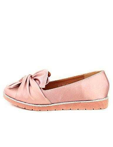 Pinks Satinée Cendriyon Chaussures Rose Femme Pop Libra Derbies FTaPqw5