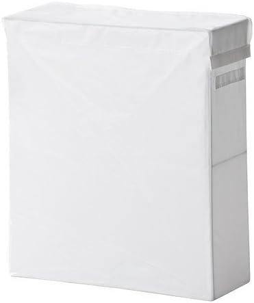 Ikea Skubb Sac A Linge Avec Support Blanc 80 L Amazon Fr Cuisine Maison