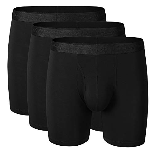 David Archy Men's 3 Pack Ultra Soft
