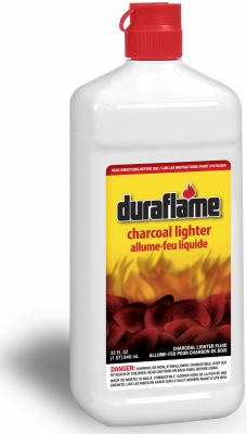 Duraflame 31004 Charcoal Lighter Fluid, 1-Quart (Discontinued by Manufacturer)