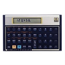 Consumer Electronic Products HP 12C Financial Calculator Supply Store by Office4U