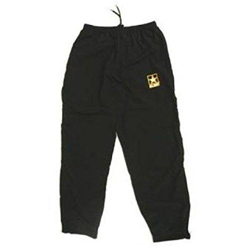 Military Surplus G.I. Issue Army PT Uniform Pants / APFU, Black/Gold, Extra Large, WAPFUPXL