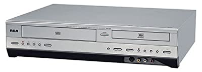 RCA DRC8300N DVD Player/Recorder and VCR Combo by RCA