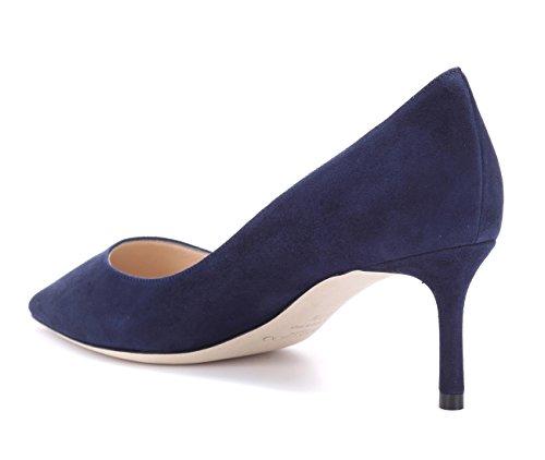 mm a 65 Blue Scarpe Classiche Alti Tacco Tacco da Tacchi Col Spillo Scarpe Scamosciato uBeauty Tacco Scarpe Donna Col con xg76Z8Cqw
