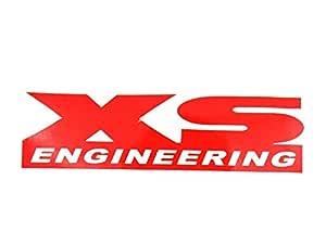 XS Engineering, Sticker