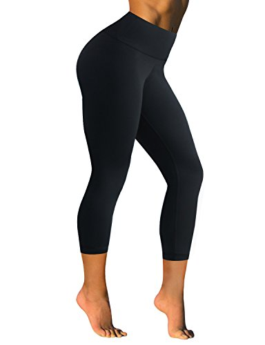 Yoga Capris Running Capris High Waist Tummy Control 4 Way - Whats The Latest Trend
