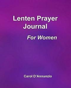 Lenten Prayer Journal for Women