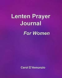 Lenten Prayer Journal for Women