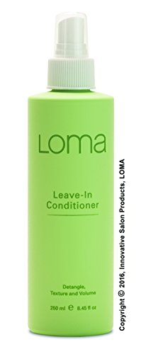 Loma Leave-In Conditioner Spray, 8.45 Ounce