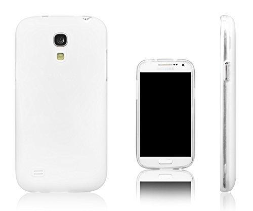 samsung s4 mini rubber clear case - 3
