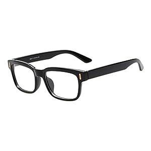 Slocyclub Classic Rectangular Artist Optical Eyeglasses