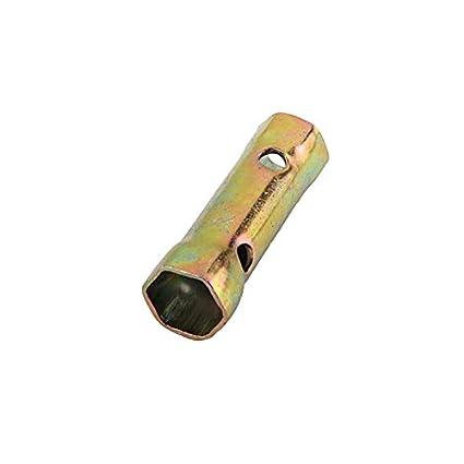 In the Dream Ideal para Regalar Regalos 16-18mm Doble Extremo Bujía Llave de Caja de Llave Accesorios de Herramienta de Reparación de Motos: Amazon.es: ...