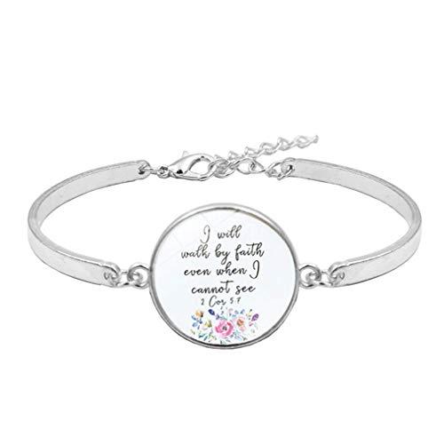 CHASIROMA Gemstone Tennis Bracelet Cuff Bangle Bracelets