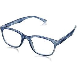 Peepers Last Word Retro Reading Glasses, Blue Tortoise, 1.5