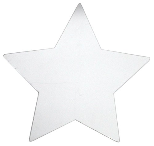 RoomMates Star Peel and Stick Mirror, -