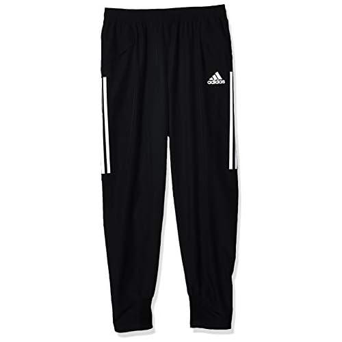 chollos oferta descuentos barato adidas CON20 PRE PNT Pantalones de Deporte Hombre Black White XL