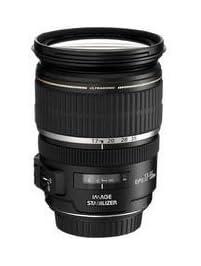 Canon EF-S 17-55mm f/2.8 IS USM Lens for Canon DSLR Cameras, Black - 1242B002