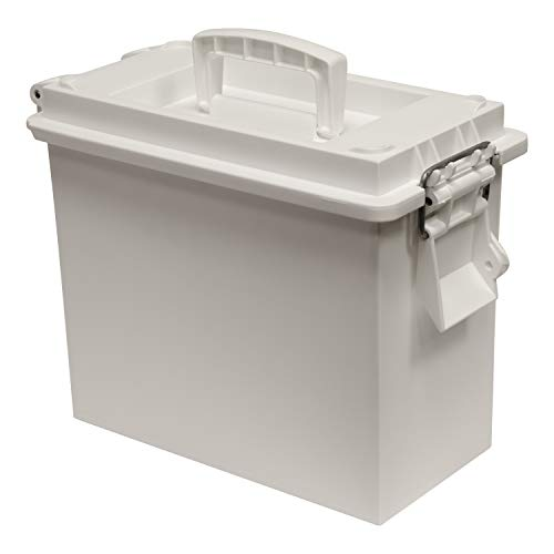 Wise Outdoors 5602-40 Tall Utility Dry Box, White