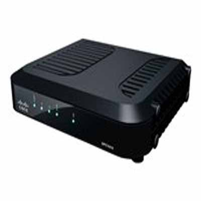 Cisco DPC3010 DOCSIS 3.0 8x4 - Cable modem - USB 2.0 / Gigab