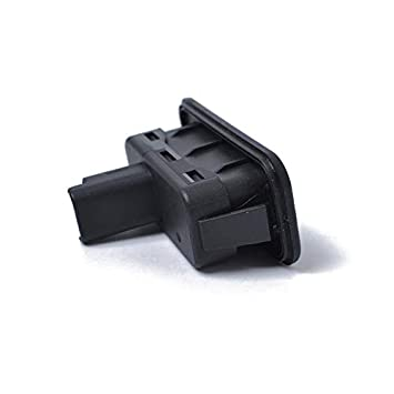 Car Back-up Switch Boot Tailgate Trunk Release Switch 8200076256 for Renault Clio Megane Captur Kangoo Black Luggage Switch: Amazon.es: Coche y moto