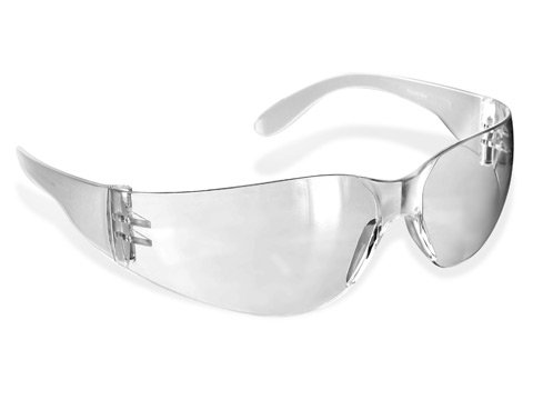 Dental Protective Eye Goggle Safety Glasses Clear SMALL Patient US SELLER