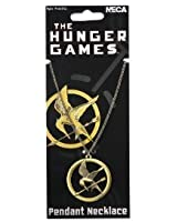 NECA The Hunger Games Pendant Necklace Mockingjay and Arrow Gyroscope Necklace