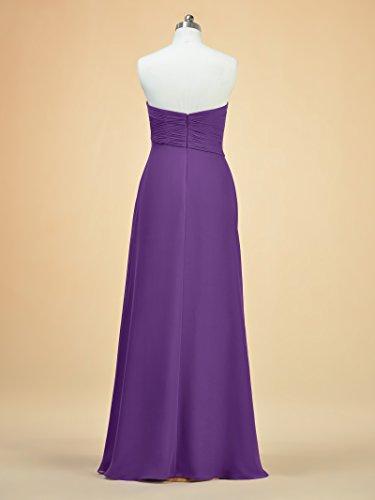 Evening Dress Alicepub Chiffon Mint Green Dress Prom Bridesmaids line Elegant Long Women A OwCwqX8