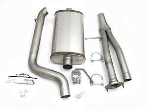Hummer Exhaust System - JBA 40-3023 3