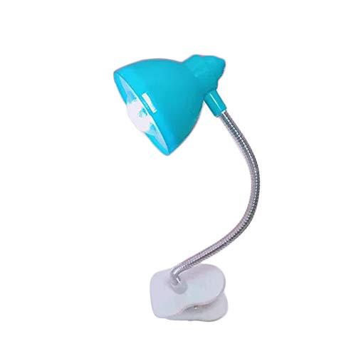 Ge Portable Book Light - Gbell Kids Portable Book Reading LED Night Light Lamp,Cute Fine Travel Clip Booklight for Boys Girls Adutls,1Pcs 26CM Length