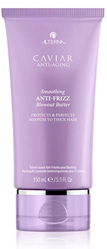 CAVIAR Anti-Aging Smoothing Anti-Frizz Blowout Butter, 5.0-Ounce (Best Anti Frizz Products)