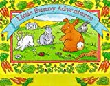img - for Little Bunny Adventures (Zigzag Carry Case) book / textbook / text book