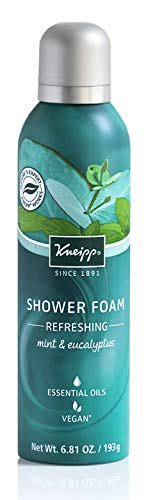 (Kneipp Mint and Eucalyptus Shower Foam & Body Wash - Refreshing )