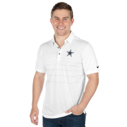 Amazon.com   Dallas Cowboys Nike Early Season Polo   Sports   Outdoors 65b7e555f