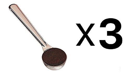 RSVP Measure Scoop Spoon Coffee product image