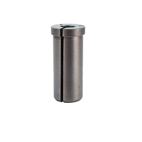 (Whiteside Router Bits 6400 Steel Router Collet with 1/4-Inch Inside Diameter and 1/2-Inch Outside Diameter)