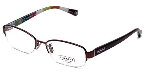 Coach Bettie Eyeglasses HC5004 9032 Purple Demo Lens 53 16 135 (53 16 135)