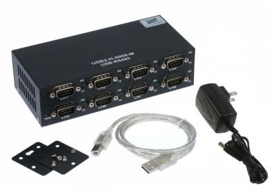 Hi-Speed USB to 8 Port Serial RS485 Industrial Adapter by EasySYNC Limited