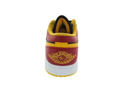 Nike Air Jordan 1 Låga Man Basket Skor Modell 553.558 035
