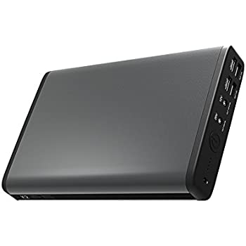 Laptop's External Battery Charger 50000mAh Power Pack (5/12/20v)Portable Power Bank for Laptop Notebook Tablet Phone(HP/LENOVO/TOSHIBA/DELL/ASUS/ACER/SONY/IBM)Android iPad iPhone and More