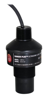 Liquid Flow Transmitter - Ranger Plus Ultrasonic Level Transmitter (Up to 10ft Measuring Range)