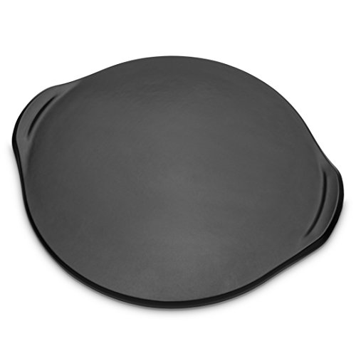 Weber 8829 Stone Grill Accessory (Weber Charcoal Grill Pizza)