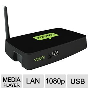 Voco V-Zone+ Network Audio/Video Player