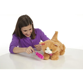 FurReal Friends Daisy Plays-With-Me Kitty Toy - 314DlYMm sL - FurReal Friends Daisy Plays-With-Me Kitty Toy