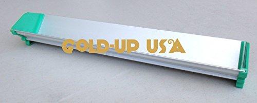 Aluminum Emulsion Scoop Coater (18'')