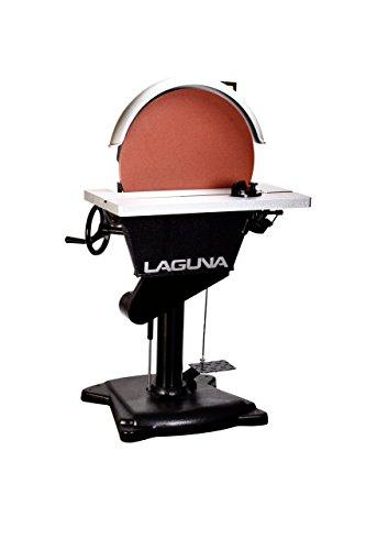 "Laguna Tools MSAN20DISC1PH2HP-0200 20"" 2 hp 1 Phase"