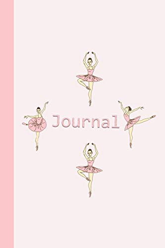 Pdf Arts Journal: Ballerinas (Pink) 6x9 - LINED JOURNAL - Writing journal with blank lined pages (Journals for Children Lined Journal Series)