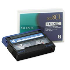 SONQGD8CL - Sony 8mm Cleaning Cartridge