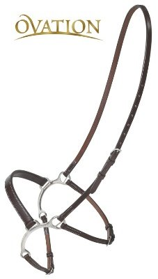 Ovation English Leather Lever Noseband