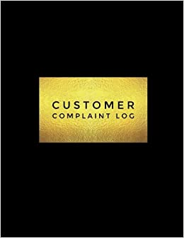 customer complaint log organize complaints received in our book list log register complaint form follow up actions to increase customer guest
