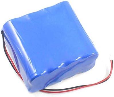 F-Mingnian-rsg Tube r/étractable de tube thermor/étractable de PVC de 2 m/ètres for lisolation de protection de paquet de batterie au lithium de 18650 gaine de c/âble thermo-r/étr/écissable de protection